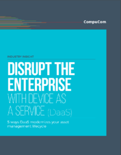 Disrupt the Enterprise Image