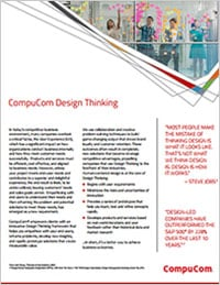 Design Thinking Fact Sheet PDF