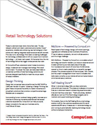 Retail Technology Fact Sheet PDF