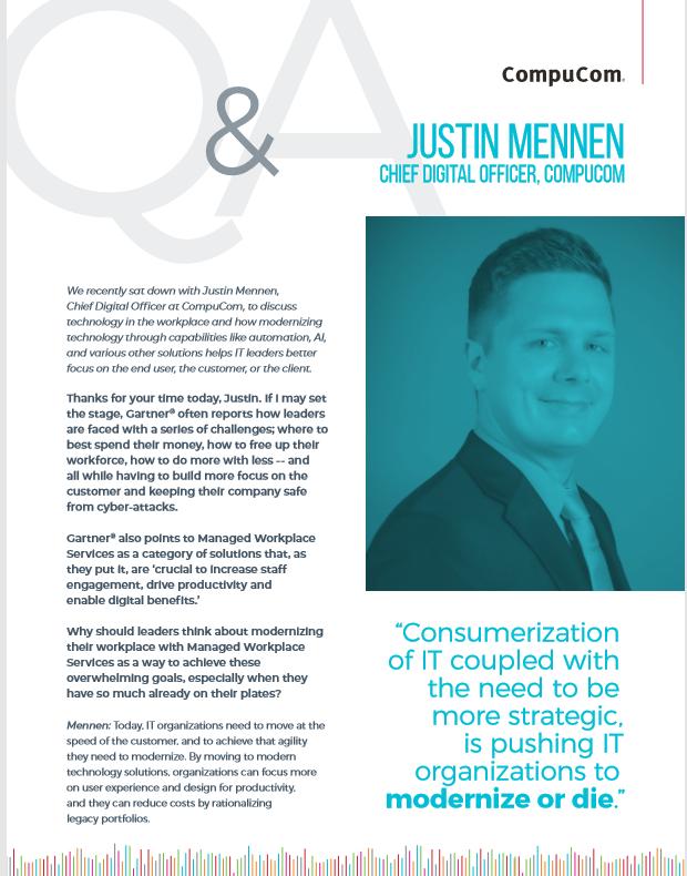 QA Justin Mennen